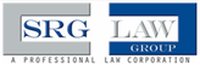 SRG Law Group Company Logo by Sergio Rodriguez in Rancho Cucamonga CA